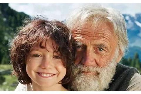 海蒂和爷爷,比皮卡丘更治愈