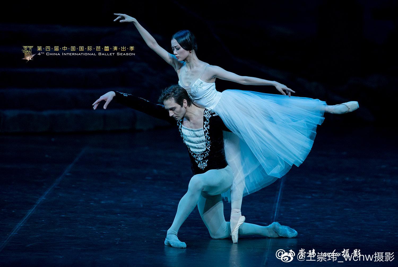 """中央芭蕾舞团12月1日晚在天桥剧场庆祝建团60周年系列展演—""""吉赛尔"""