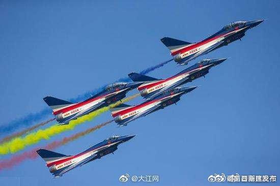 在家门口就能看到歼10、直10、枭龙!南昌飞行大会将于11月初举行