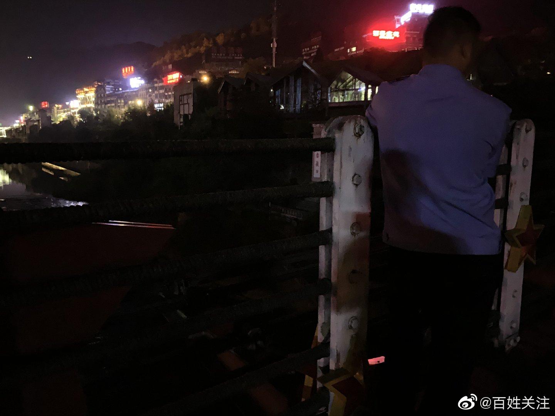 贵州茅台镇:男友提分手,女子凌晨闹着跳河轻生