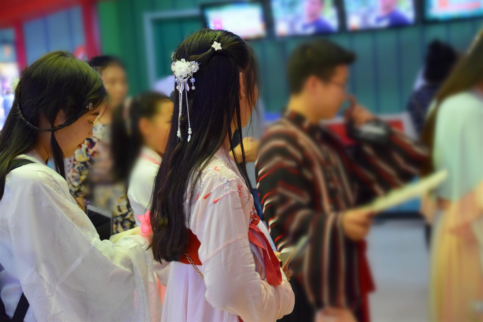 中国有礼仪之大,故称夏;有章服之美,谓之华。5月26日