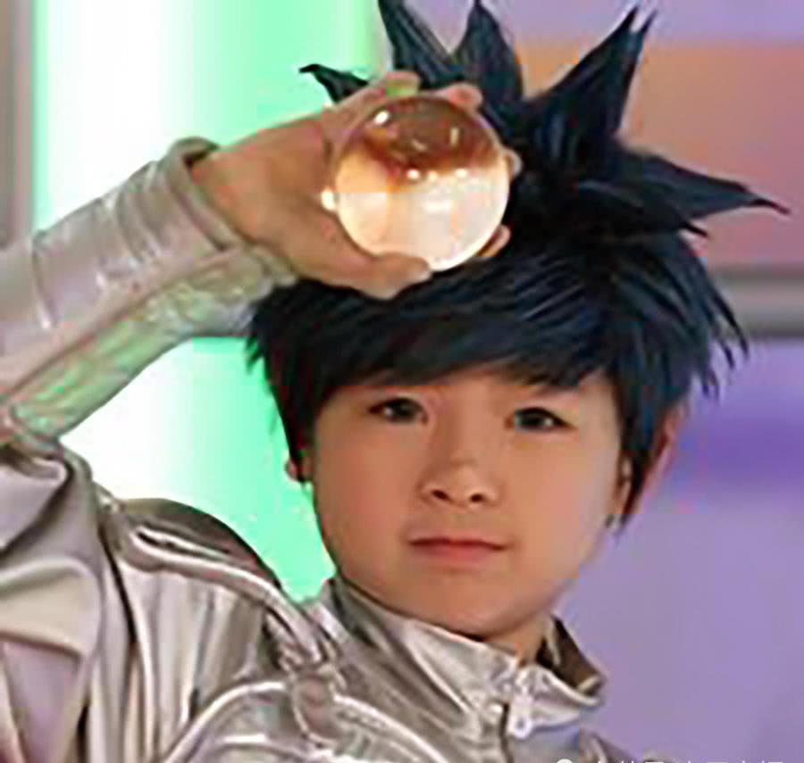 七年前《星际精灵》中的蓝多多,如今长成白敬亭?瞬间感觉恋爱了