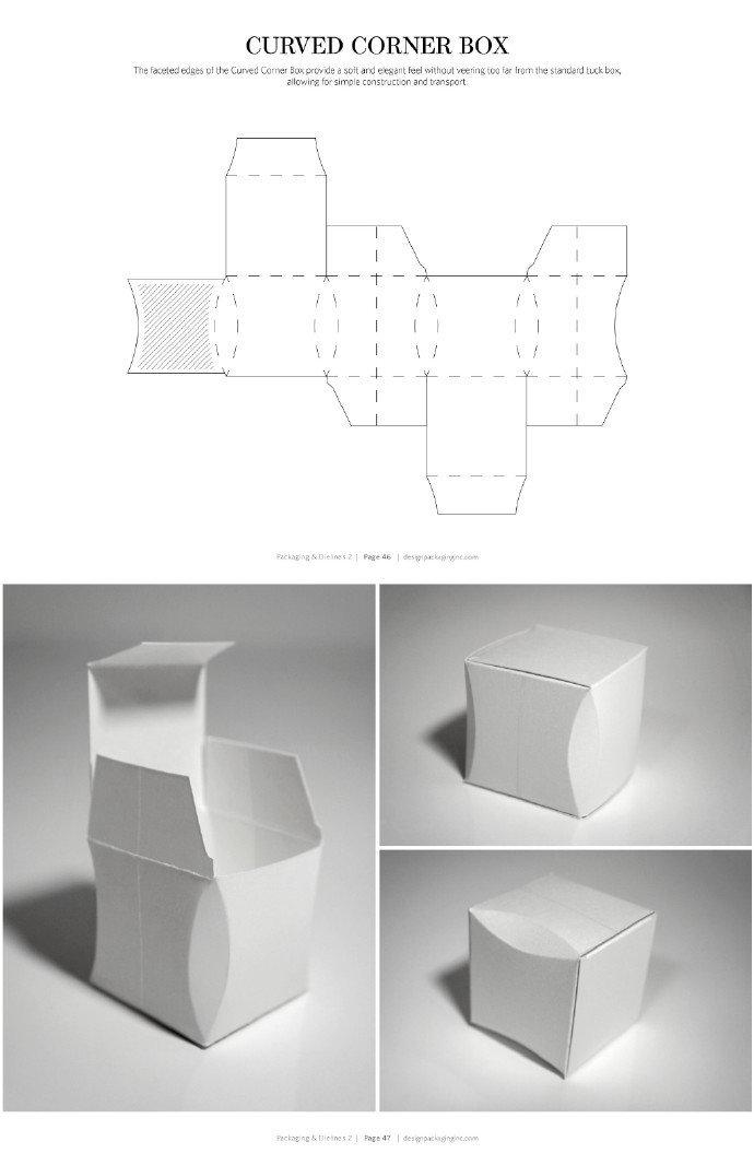 新一波包装盒型设计,附设计图,转需结构混凝土加固设计图片