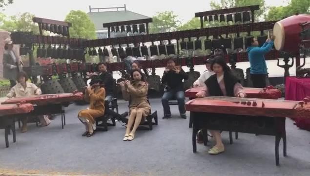 湖北省博物馆祖传编钟了解一下,顺便期待一下大荧幕上的居老师