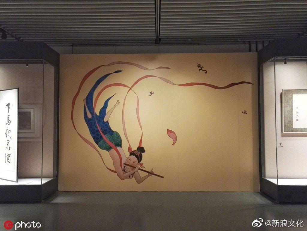 """""""妙法天成——细川护熙书法展""""在国家图书馆等你"""