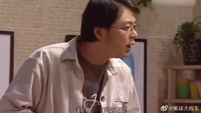 说实话刘星这首《男人哭吧哭吧不是罪》唱得还挺好