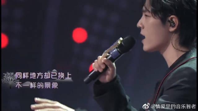 张韶涵肖战惊艳合唱《呐喊》,高音爆发力简直太强了!