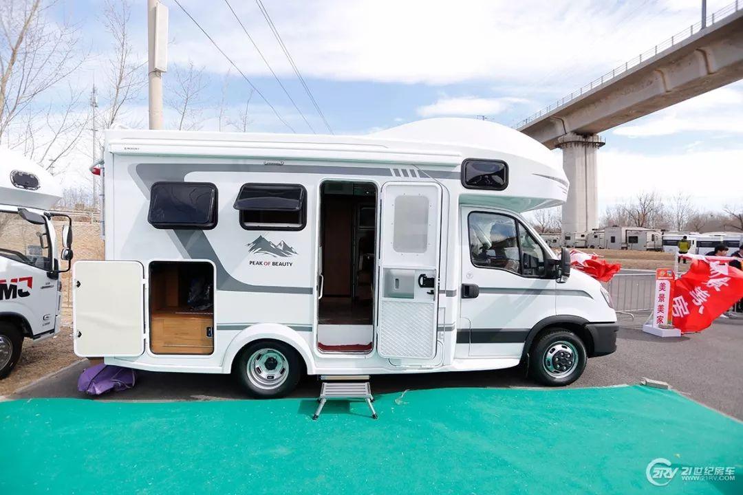 起步价不到40万欧胜自动挡房车 十款房车供你选