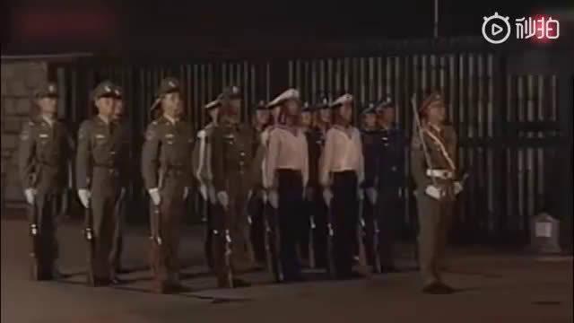 回看1997香港回归,激动人心!中国驻港部队最霸气的瞬间