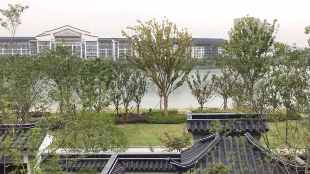 无锡融创万达文华酒店,承载江南苏香,桥几几,水弯弯