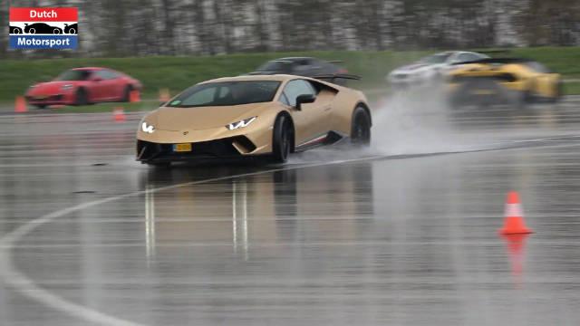 Lamborghini Huracan Performante  (by DutchMotorsport)