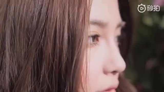 AngelababyCosmo封面最新封面大片曝光,诠释精灵魅力
