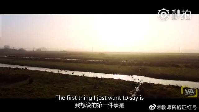 励志英文视频:不忘初心,砥砺前行