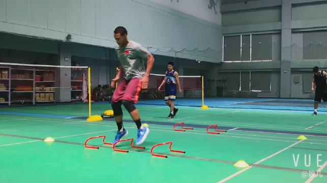 世界大学生运动会篮球队体能训练Day 2