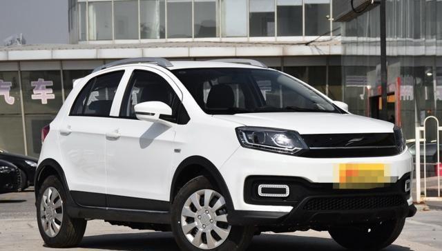 云度π1新能源,很不错的车型选择,适合年轻人驾驶