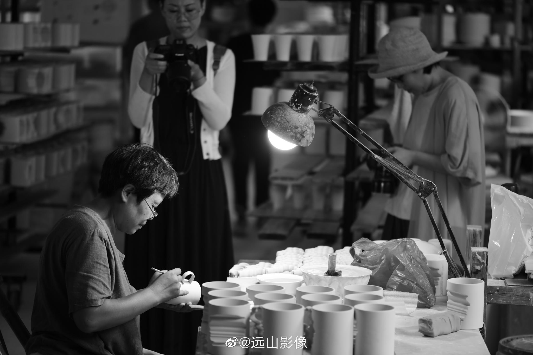 景德镇摄影游学 7 月底、 8 月初两期开始招募啦