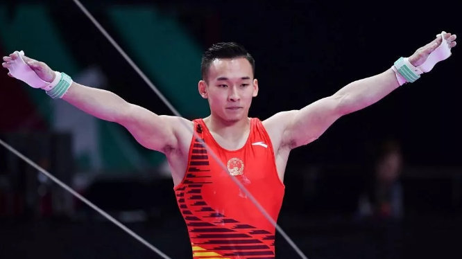 肖若腾为东京奥运蓄力
