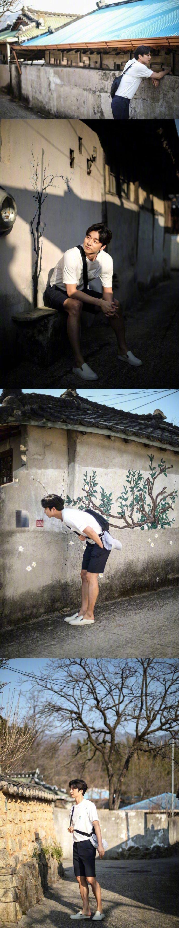孔刘写真,完美的理想型男友。