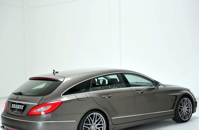 巴博斯CLS级彰显优良品质,开车安全无忧虑,买一台回家吧