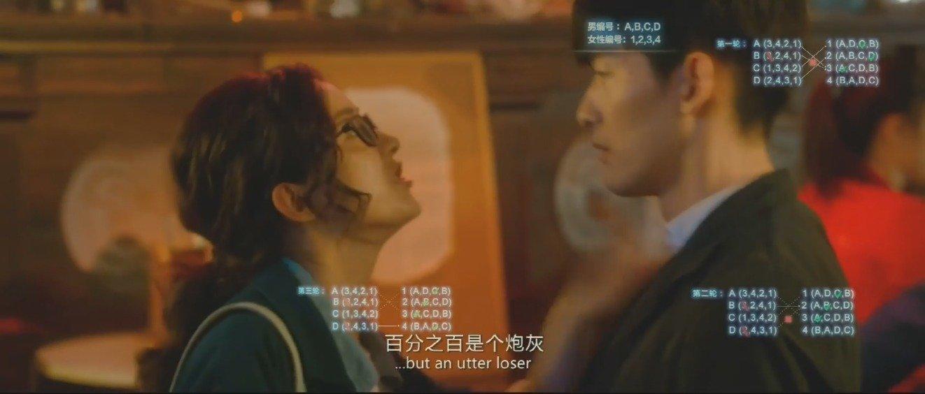 《女汉子真爱公式》何修舞(赵丽颖饰)深度数学痴迷者理工科钢铁直