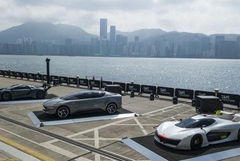 3款新能源超跑现身香港Leviosa车展,有哪些看点值得关注呢