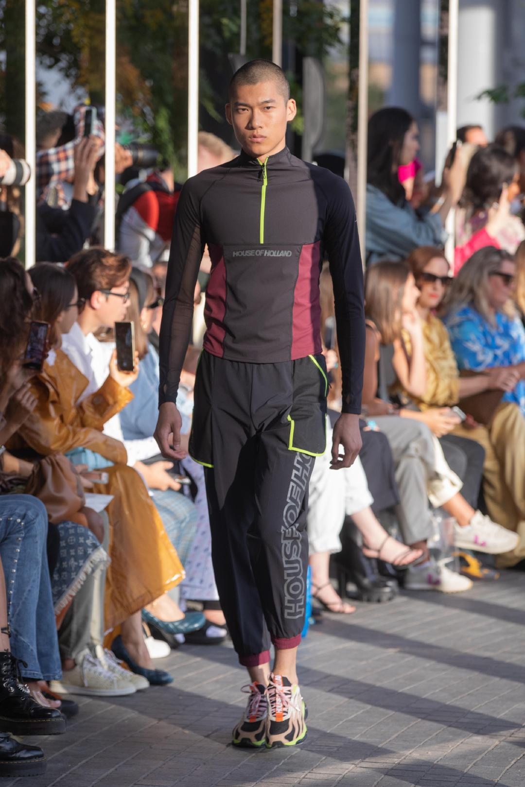 新一季的时尚运动潮流要看谁