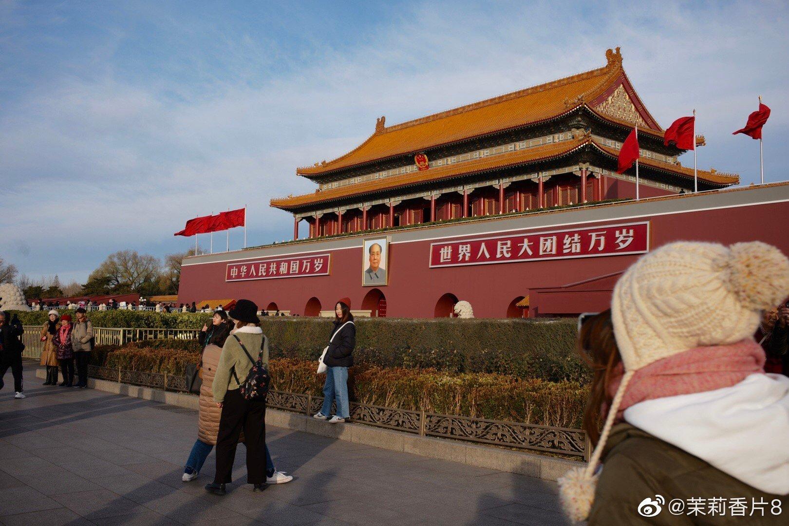 冬日北京摄影@茉莉香片8