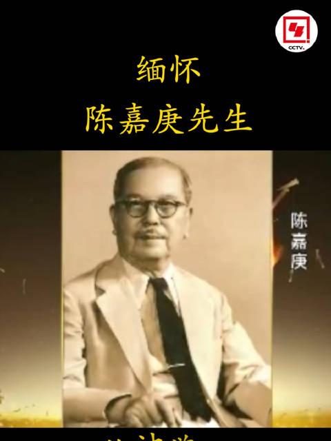 58年前的今天,著名爱国华侨领袖陈嘉庚逝世。他一生致力于兴学报国