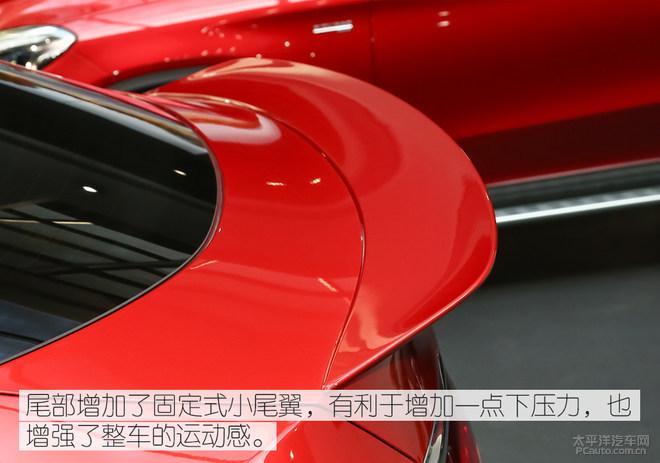 速度与激情的深度体验,新款AMG GLC63实拍!