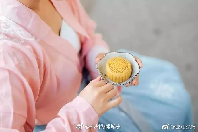 浙江大学求是月饼
