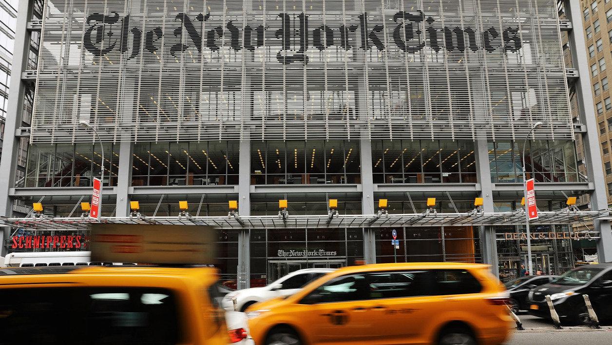 多次惹恼特朗普,《纽约时报》、《华盛顿邮报》遭白宫退订