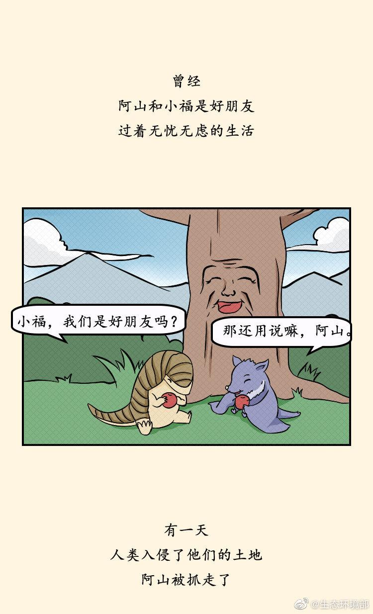 呵护自然生态 保护野生动植物(中国环境新闻)