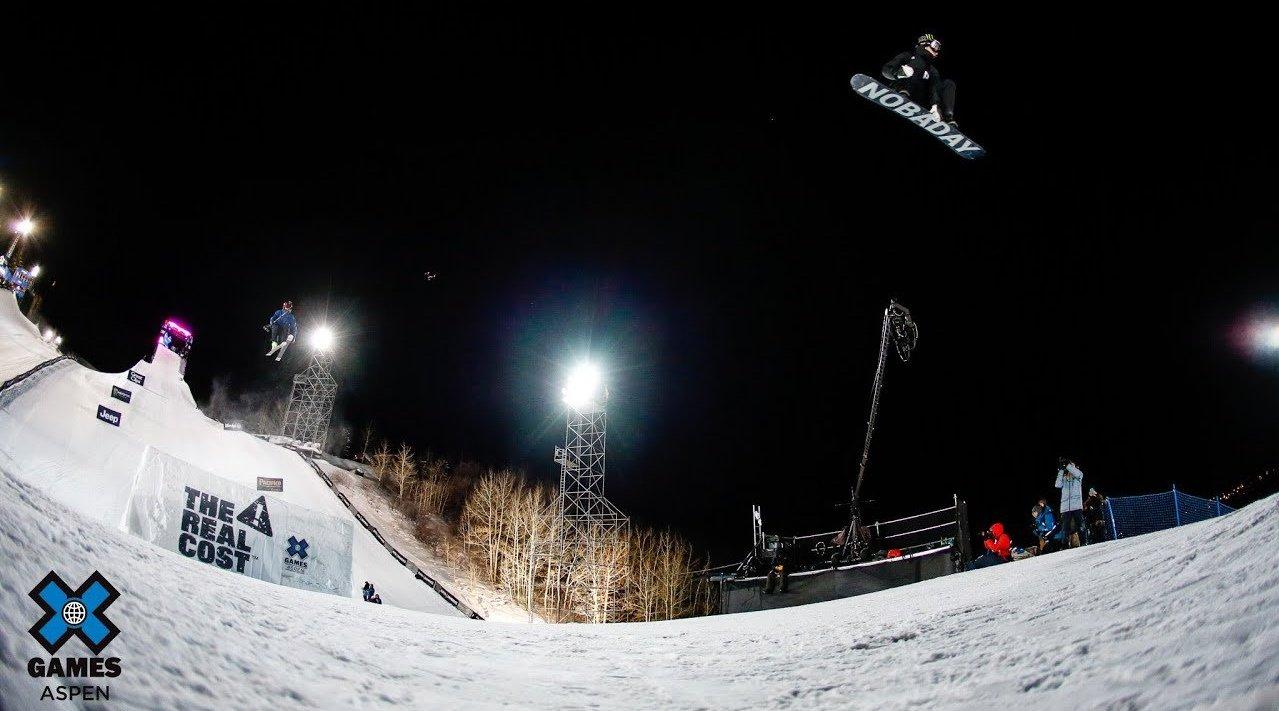 Aspen冬季赛,Max Parrot 男子单板大跳台夺冠!全能滑手Max复出后