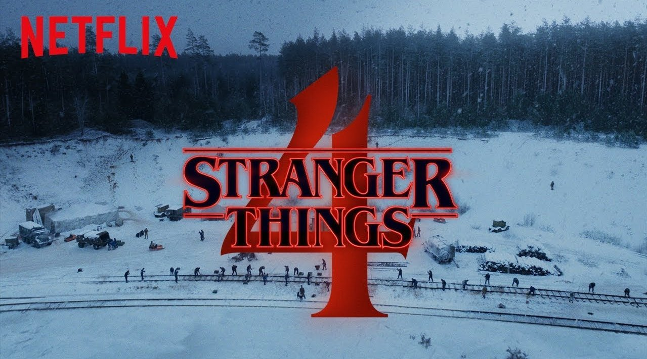 Stranger Things 4 - From Russia with love…