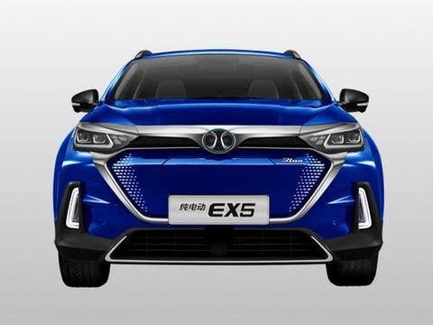 同为纯电动SUV,选北汽新能源EX5还是江淮iEVS4?
