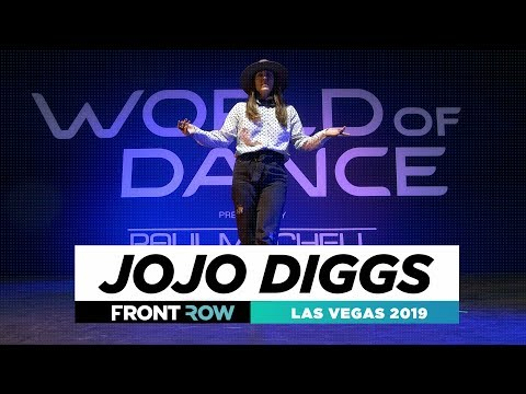 元老级House女皇Jojo Diggs嘉宾秀