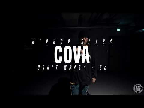 M.B.A Crew成员Cova最新Hiphop授课