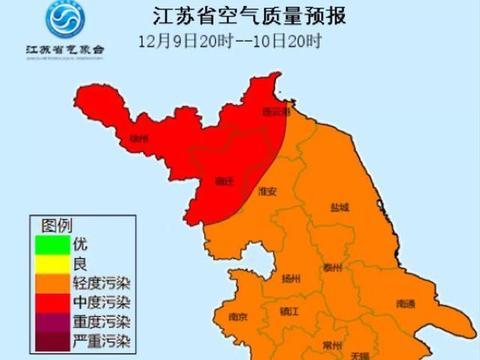 最高温20℃!苏州未来一周将回暖!还有这个坏消息