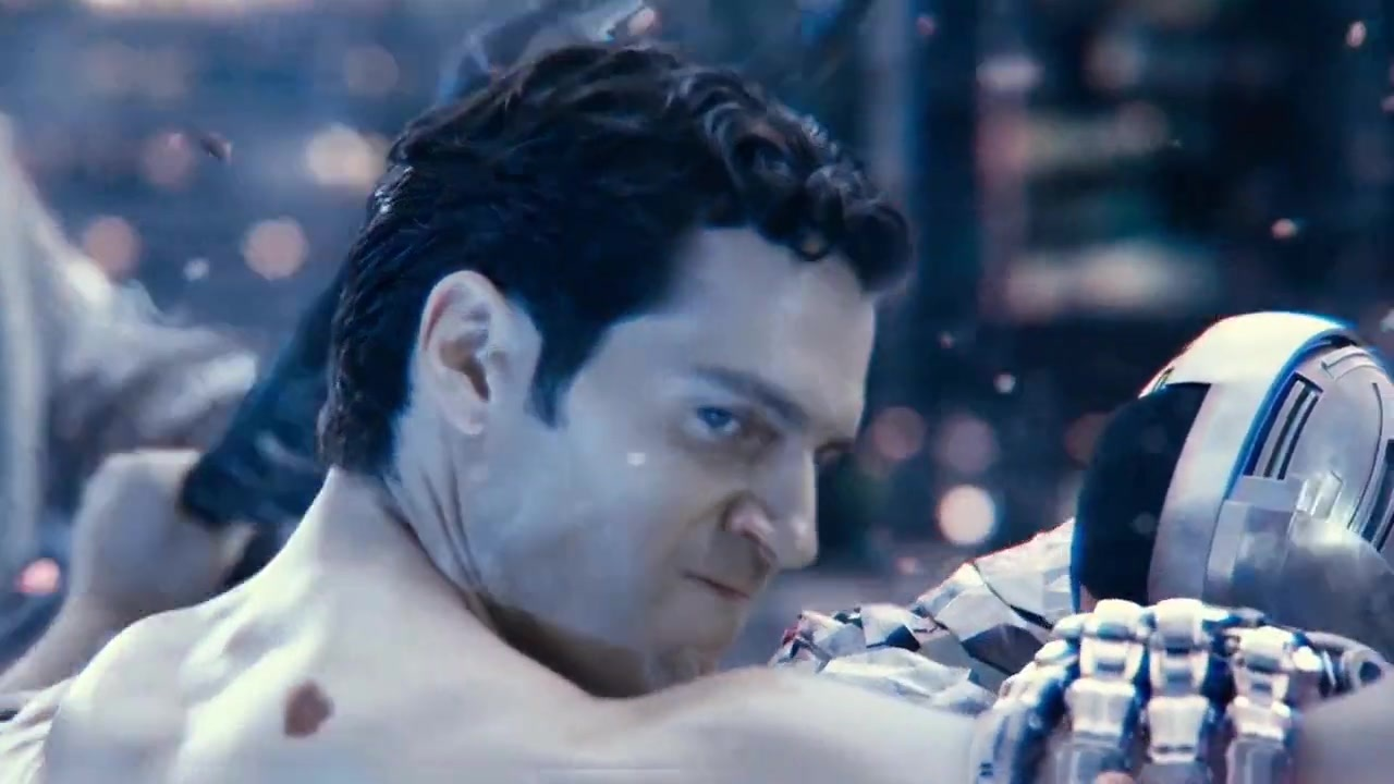 《正义联盟》闪电侠与超人的初次交手
