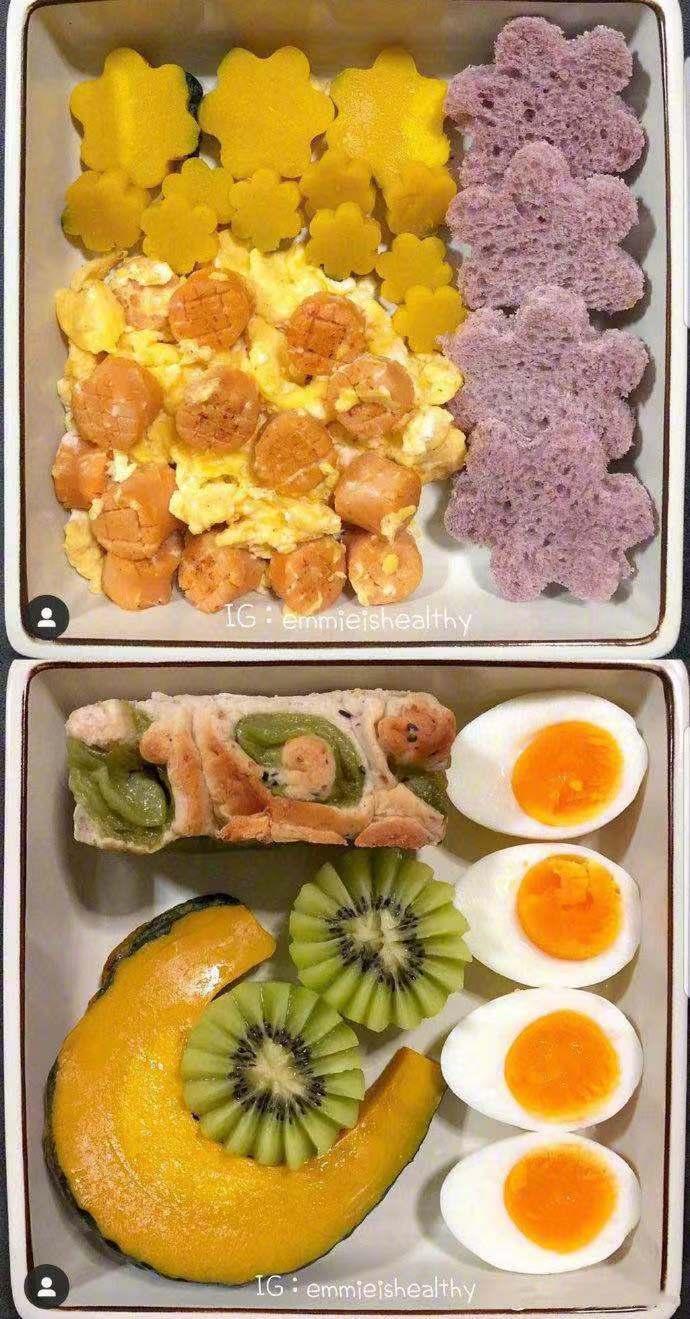 分享一位泰国女生减重13kg的减肥餐食搭配