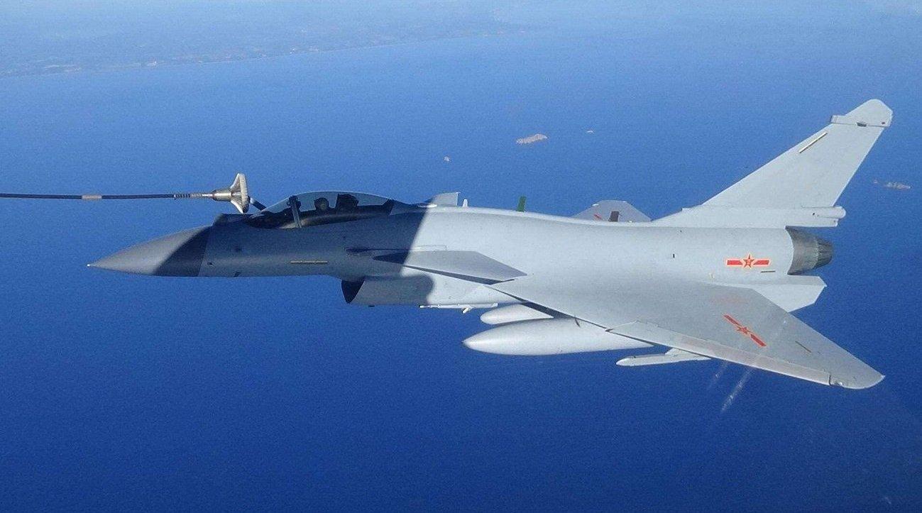 比歼10C还先进,中国最强三代机现身,采用歼20同款技术
