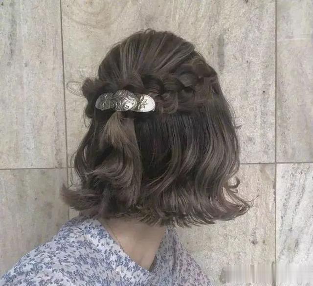剪错短发=毁容!剪坏的辛芷蕾发型可以这么拯救!图片