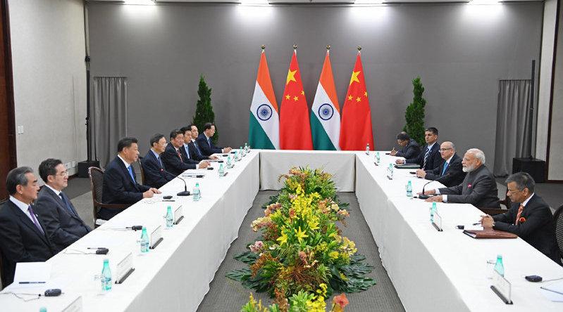 管姚:中印领导人巴西会晤 传递几层信息