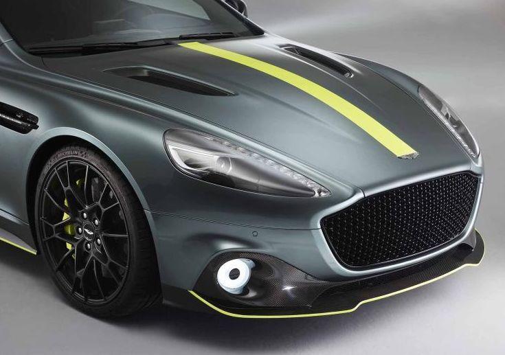上海车展小惊喜!阿斯顿·马丁首款纯电动跑车全球首发