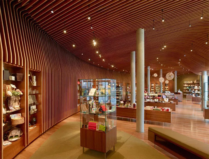 百货店装修设计,营造整洁舒适的空间!