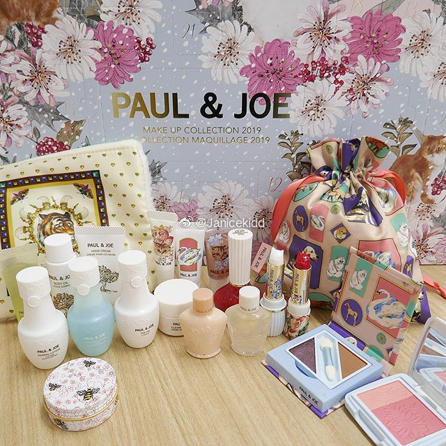 "PAUL&JOE 2019圣诞系列""Let it Snow"""