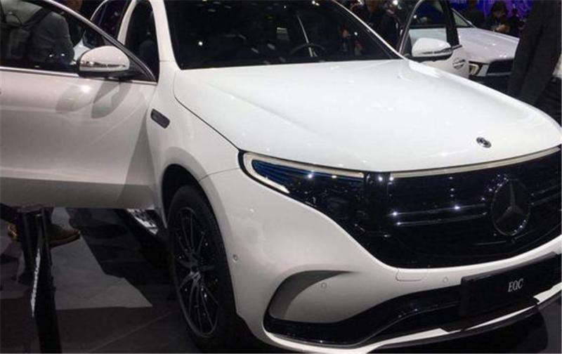 此次上海车展上亮相的奔驰EQC,有什么亮点?