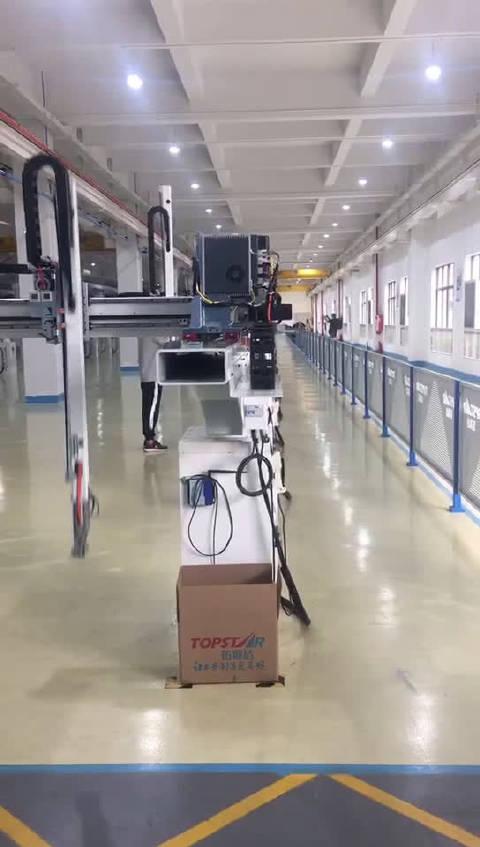 工业机器人  助力中小企业高质量发展