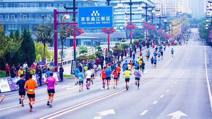 2019西安国际马拉松赛最全报名指南出炉!