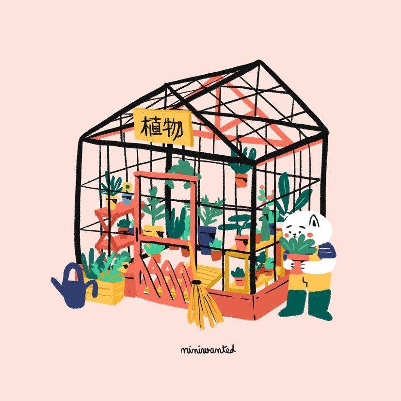 街角偶遇的小店,是那么的充满生机与活力。 作者:Jenny Lelong